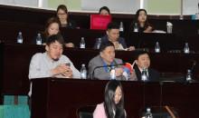 """""""Хятад орон, Хятадын ард түмний талаарх Монголчуудын санал бодол"""" судалгааны танилцуулга боллоо"""