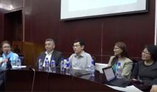 Монгол-Америкийн эрдэмтдийн уулзалт-ярилцлагыг зохион байгууллаа