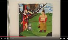 """""""Оюутан"""" теле студид хийсэн бүтээл. Монголын хүүхдийн ордны зургийн дугуйлан"""
