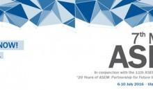 """""""АСЕМ 20 жил : Харилцааг эрхэмлэсэн хамтын ажиллагаа"""" сэдэвт Ази-Европын залуучуудын чуулга уулзалт болох гэж байна."""