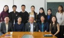 Ахмад орчуулагч, дипломатч Ж.Гэндэндарамтай МУИС, ШУС, ФШСТ-ийн багш, оюутнууд уулзалт хийлээ