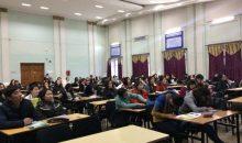 МУИС-ийн оюутнуудад сүрьеэгээс хэрхэн урьдчилан сэргийлэх тухай сургалт явууллаа