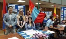 """Москвагийн ОУХДС-д зохиогдсон """"Олон улсын оюутны өдөрлөг""""-т МУИС-ийн оюутнууд оролцов"""