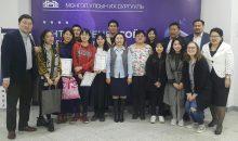 """""""Гадаад хүнд монгол хэл заах арга зүй"""" эрдэм шинжилгээний ИЛТГЭЛ-ийн уралдаан боллоо"""