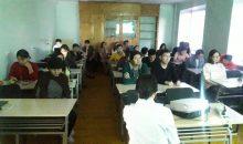 Оюутны байранд эрүүл мэндийн яриа хийв