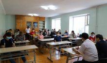 МУИС-ийн удирдлагууд оюутны дотуур байранд амьдарч буй гадаад оюутнуудтай уулзлаа